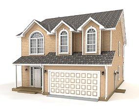 3D Cottage 35