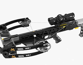 Mission sub-1 crossbow 3D model