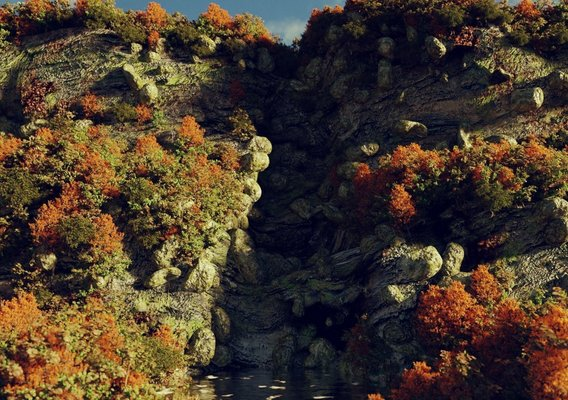 Fall Cliffs