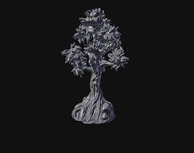 Large Tree with Leaves 3D print model
