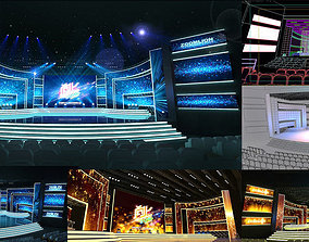 3DS Max 2014 Stage Concert 28