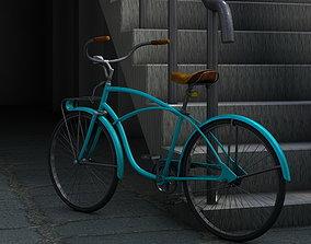 Bike in Stairwell 3D