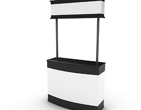 Trade Stand 3D model