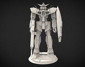 3D print model Gundam AGE