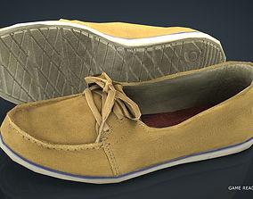 3D asset Summer Sneakers