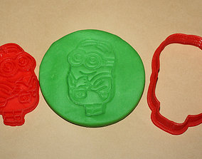 MIGNOM BOB - COOKIE CUTTER 3D printable model