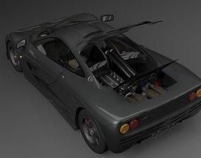 McLaren F1 3D