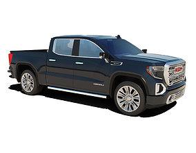 truck 2019 GMC Sierra 1500 3D