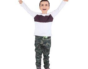 3D model No395 - Quote Kid