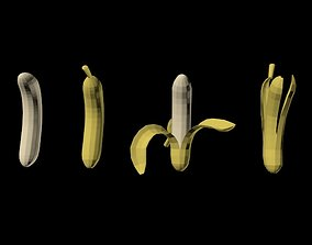 Bananas 01 young 3D