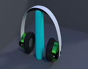 3D bluetooth headphones