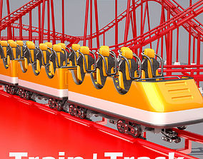 3D Roller Coaster Collection