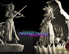 Miranda s Melody 3D printable model