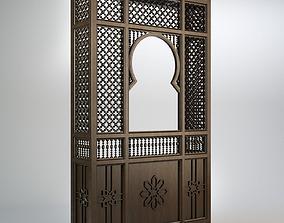 Mashrabiya 2 3D model