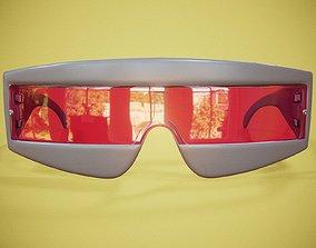 Robot Glasses 3D model