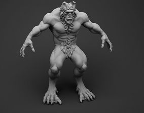 3D printable model Beauty and the Beast