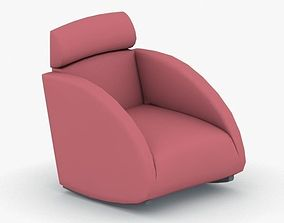 0675 - Armchair 3D model