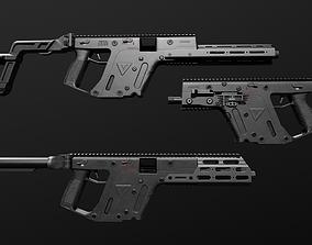3D model Kriss Vector SMG