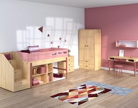 3D Flexa POPSICLE kidsroom