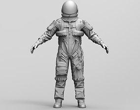 NASA Astronaut Spacesuit 3D model