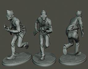 3D printable model Dancing Coffin Meme B 013