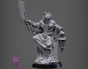 Deathsentence wraith 3D printable model
