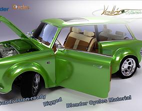 Custom Car 3D
