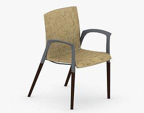 3D model 1293 - Office Chair
