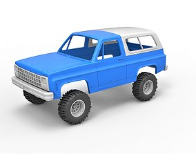 3D printable model Diecast shell and wheels 1980 6