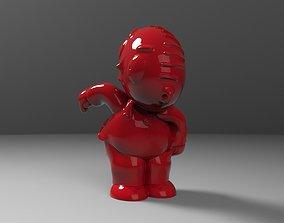 3D stewie griffin