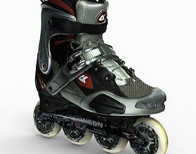 roller skate 3D