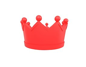 3D model Crown v2 004