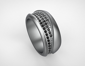 3D Full Series Wedding Bands Best seller All sizes ready 1