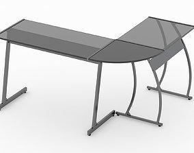 max Gaming Desk 3D model