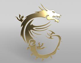 MSI Dragon 04 3D model
