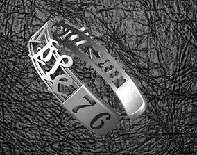 We The People Bracelet 3D print model