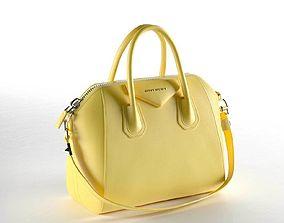 bag Medium Antigona Satchel Bag 3D model