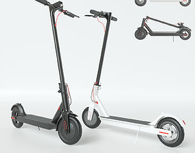 electric scooter Xiaomi Mijia Scooter 3D model