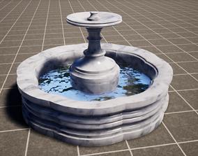 archicad 3D model Fountain