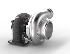 Turbine Garrett 3582 3D