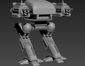 3D science Robot