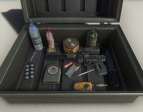 Survivor Model Pack game-ready