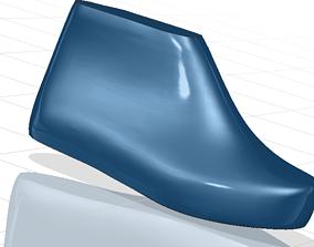shoe last A21 3D print model