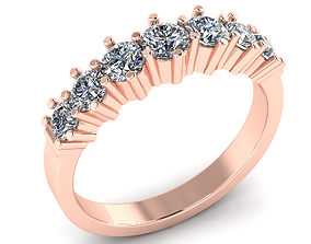 3D print model Beautiful female ring 123