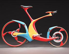 3D SRO Bike