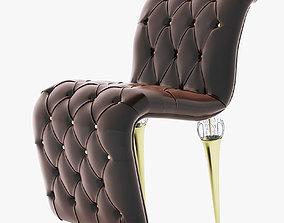 3D JC Passion Chocolat Chair