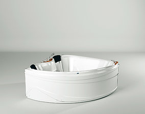 12Aseries Famous brand sauna bath and steam 3D asset 3