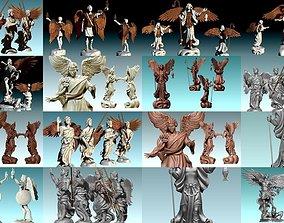 Angels - Angeles CNC 3D