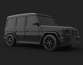 3D printable model Mercedes-Benz G-Class