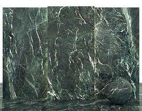 3D asset Green Alps Marble